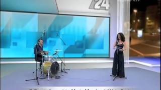 Maria Mendes | O Ovo (live) - RTP2 TV shownews 24H. Broadcasted 25.07.2013
