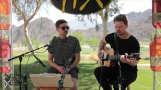 "Alt J ""Left Hand Free"" Acoustic at Coachella"