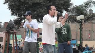 Comite Pokoflo & Pedro Mo - Vivir sin Control en Quechua @ Festival Dale Con Todo - Huaral