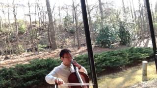Bach Cello Suite No.1 G major - sarabande