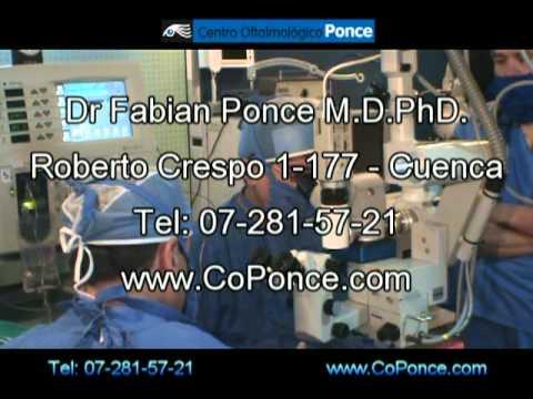 Oftalmologia Cuenca Ecuador – Dr PONCE M.D.PhD.