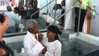 ADILP - Assembleia de Deus Ministério Ipiranga Setor Lençóis Paulista - Batismo 30/12/2012 - 10