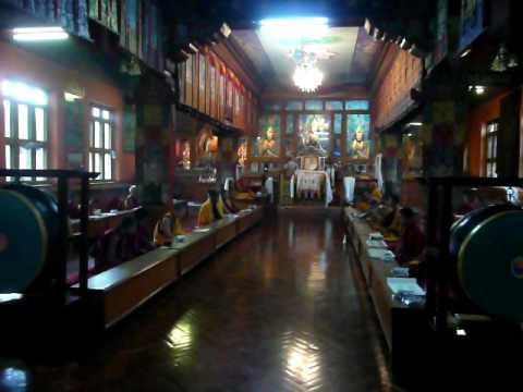 Monastery, Kloster in Kathmandu