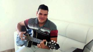 Meu Amor Voltou -  Carlinhos Fernandes (cover)