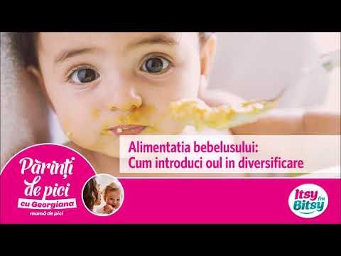 Alimentatia bebelusului: Cum introduci oul in diversificare