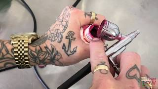 Cleaning your Spectrum Flow Airbrush Machine
