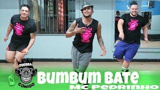 Bumbum Bate - MC Pedrinho - Tica Tica Bum COREOGRAFIA (Perera DJ)