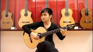 """City Of Stars (from La La Land) """"Guitar Cover"""" Steven Law"""
