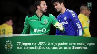 30 Segundos com Playmaker - Rui Patricio 10 anos Sporting