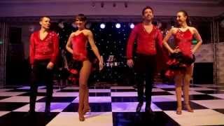 """Alma Brava presentan """"Vamonos pa'l monte"""" en Lolo Caribbean Night (Salsa Warm Fest)"""