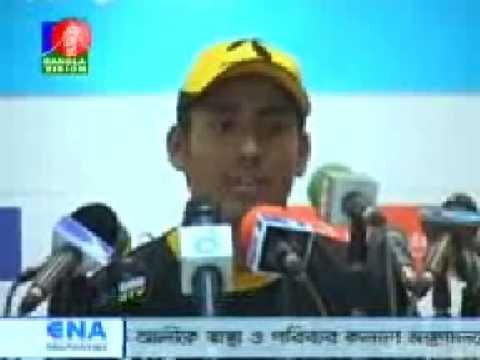 Ashraful Defending Himself-Bangladesh-Zimbabwe