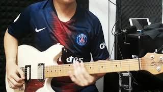 วิชาตัวเบา - Bodyslam ( Solo guitar cover)