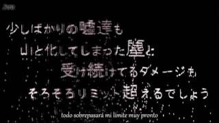 Megurine Luka -  Glucagón / グルカゴン  【EZFG】Sub: Español + karaoke