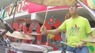 Quiero una Chica - Latin Dreams Live Cover (Drum Cam)