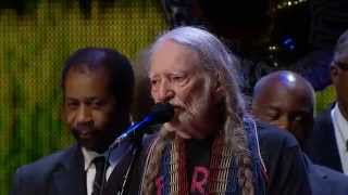 Willie Nelson - Band of Brothers (Live at Farm Aid 2014)