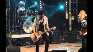 Supervega - wild flower live 2012 (the cult cover)