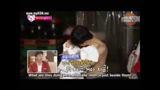 Jang Wooyoung and Park Seyoung YY COUPLE (ETERNAL LOVE)
