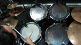 xThiagO - Fernandinho - Emanuel ( Drum Cover )