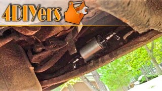 DIY: 98-00 Ford Ranger Fuel Filter Replacement