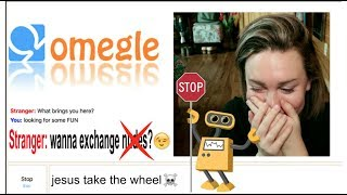 having a trolololol good time on omegle | asmr keyboard typing & wheeze laughing