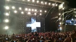 Martin Garrix - Scared To Be Lonely (Brooks Remix) @ ORANGE WARSAW FESTIVAL 2017