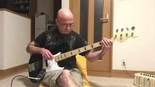 Disco Inferno - The Trammps - Bass