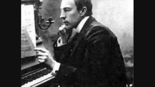Horowitz plays Rachmaninoff Prelude in G, Op.32 No.5 Moderato