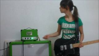 Juliana Vieira: The best damn thing (+SOLO)