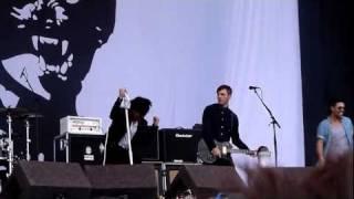 Lostprophets - Last Summer - V Festival - Weston Park - 21.08.11