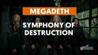 videoclase Symphony Of Destruction (aula de guitarra)