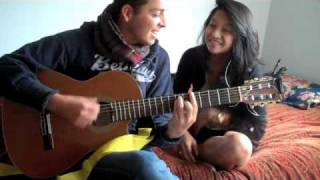 Slow Jam Cover - Feat rochelle and tim