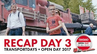 A fantastic day with our fans! - Nooteboom Open Day 2017
