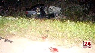 В ДТП в Краснокамском районе погиб 25-летний пассажир