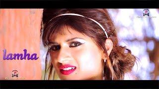 lamha | studio verson - hindi heart touching song| pradeep sonu # tr music|himanshi goshwami|indu