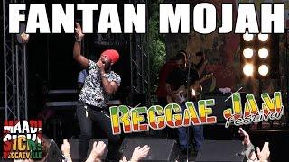 Fantan Mojah @ Reggae Jam 2015