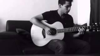 """Himno de """"La Décima"""" del Real Madrid en Guitarra"""