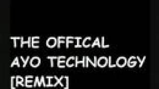 Francisco ft 50 Cent & J.T - Ayo Technology OFFICAL REMIX