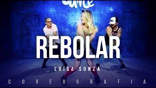 Rebolar - Luísa Sonza   FitDance TV (Coreografia) Dance Video