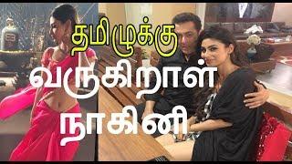 மீண்டும் வருகிறாள் நாகினி - Mouni Roy in Tamil Again