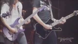 DragonForce - Through The Fire And Flames SOLO (Live Japan)