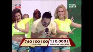IRAN COSTA - OUVIR CHOPIN (SIC - PORTUGAL EM FESTA - AO VIVO DE POMBAL)) (HD)