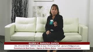 GLORIA BARRERA NOS HABLA DE CASAS  (28-DIC-2020)