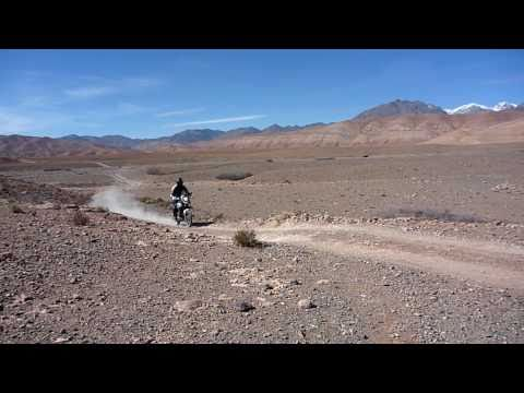 drive in the High Atlas