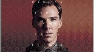 The Imitation Game - Soundtrack - Alexandre Desplat (HIGH QUALITY)