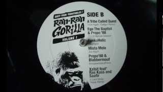 Het VerZet - Dakloos Cypher Part 1 - The Rah Rah Gorilla #1 (2012)