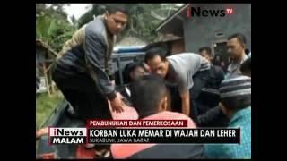 Dirampok dan diperkosa, gadis 20 tahun tewas dikamar tanpa busana di Sukabumi - iNews Malam 29/05 width=