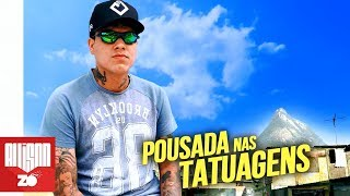 MC Cassiano - Pousada nas Tatuagens (DJ Peter 2k30) (Áudio Oficial 2018)