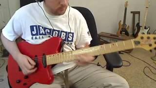 Cry Me A River - guitar