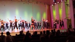 Tanssitupa/2paDance, talvinäytös 2016, disco dance