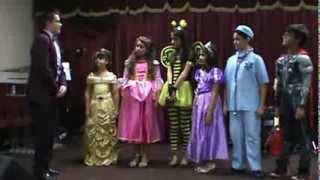 Halloween Un Engano Satanico (Drama infantil )